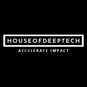 House of DeepTech Logo - Accelerate Impact