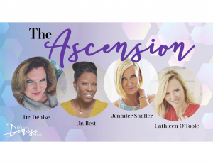 Dr. Denise McDermott, Dr. Andrea Best, Jennifer Shaffer and Cathleen O'Toole photos of each woman