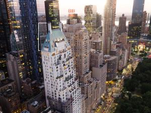 Welcome home to the most iconic three-story penthouse of New York City's future steeped rich in its history.