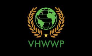 Veterans Health and Welfare for World Prosperity Logo