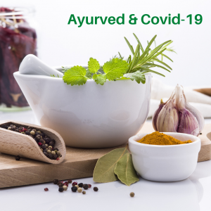 Ayurved and Covid-19 by Anjum Khanna
