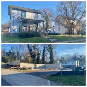 """The property includes 2 existing 2 bedroom 1 bath incoming producing homes and the ready to complete """"Oakview Condo"""" project that has been approved for two 3 unit condos (6 condos total"""