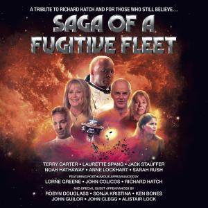 Saga of a Fugitive Fleet Cover