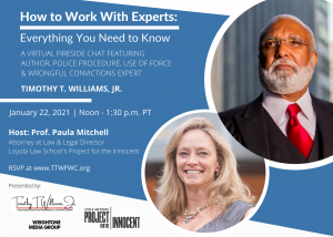 How to Work with Legal Experts