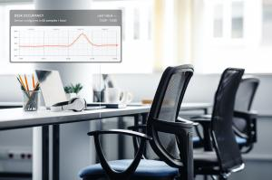 desk occupancy (making usage peak detection more accurate)