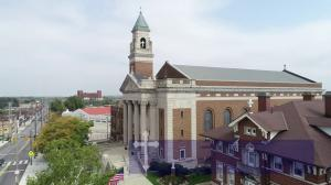 Image of Mary Queen of Peace church