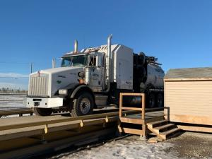 Alberta Environment Approved Hydrovac Slurry Disposal Facility