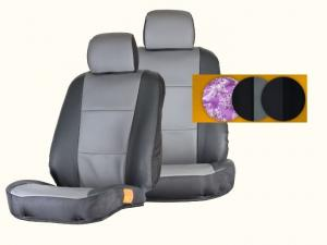 Westerner Seat Covers - Custom Fabrics