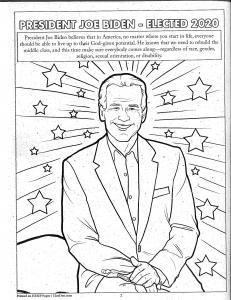 Hemp Paper Joe Biden