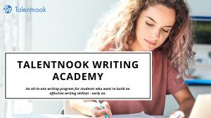 Talentnook Writing Academy