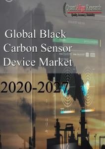 Black Carbon Sensor Device Market by QuantAlign Research
