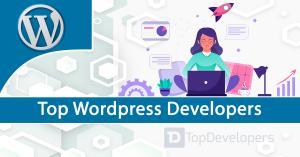 The Top WordPress Development Companies of January 2021