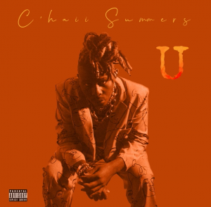 "C'haii Summers cover for new single titled ""U"""