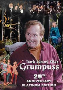 Cover image of the Grumpuss DVD