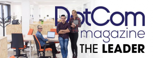 The DotCom Magazine Entrepreneur Spotlight Series