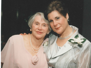 Bonnie Laiderman and her late mother Edith Sperling