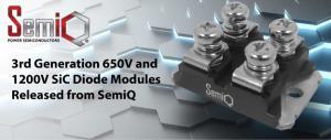SemiQ Sic Diode Module