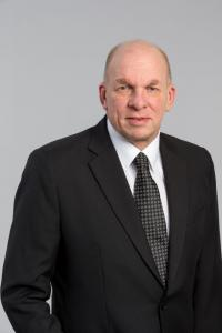 Stefan Engel, Vice President and General Manager of Lenovo's Visuals Business, in the Intelligent Devices Group