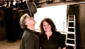 Producers Jeff Taveggia & Marguerite Scott