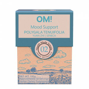 OM Mood Support (Polygala tenuifolia extract) from Linden Botanicals