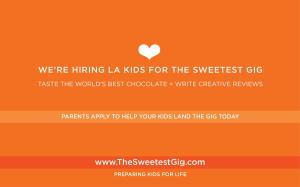 The Sweetest Gig is a Rewarding Kid Love Work Program Especially Suited for Grateful Working Professional Families that Love Preparing Their Kids to Succeed in Life #thesweetestgig www.TheSweetestGig.com