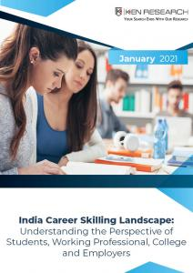 India Career Skilling Market Cover Image