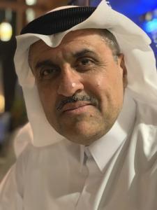 Hassan Al Ansari - ADGS Chairman