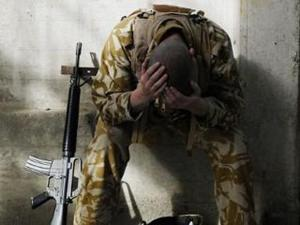 Despite record number of military suicides, psychoactive drugs prescribed to military personnel.