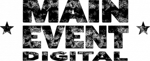 Logo for Main Event Digital, a Digital Marketing Agency for Distributors & Manufacturers