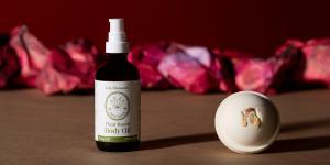 Life Elements CBD Body Oil & Venus CBD Bath Bomb