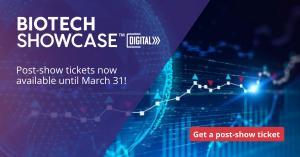 Biotech Showcase 2021 - Post-show tickets