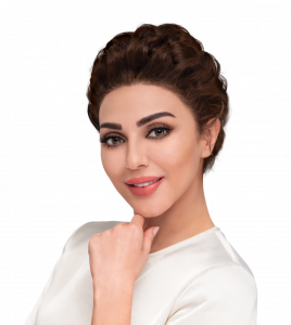 Myriam Fares collaborates with Himalaya for Face of Change Campaign