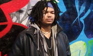 Hip-hop producer and artist The ZYG 808