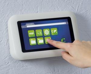 EVOTEC enclosures can also be wall mounted