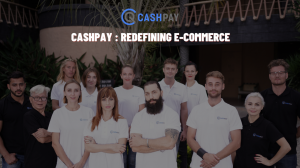 CashPay Staff - Redefining E-Commerce