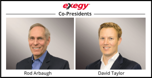Exegy Promotes Two Long Time Employees to Co-Presidents