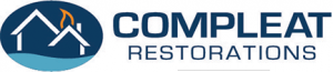 This is the logo for Compleat Restorations of Lancaster PA