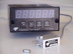 GSO Load Cell with DMP-3 Load Cell Meter