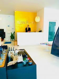 Spectrum Spa in Downtown Palm Springs, California