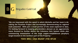 BGADF Stock
