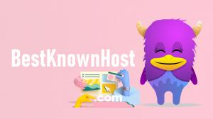 With over 20 years' experience, best known host has everything you need to start your online journey.