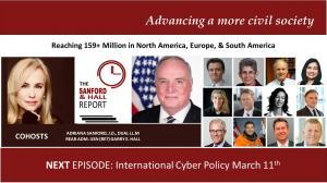 The Sanford & Hall Report - Panelists