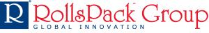 RollsPack Logo - Packaging Supplier Company