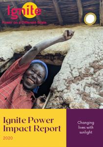 Ignite Impact Report 2020