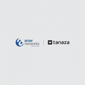Amer Networks partners with Tanaza
