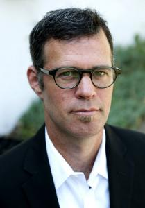 business man wearing glasses