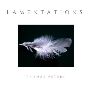 white feather on album cover