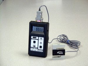 SBO Series Load Cell and PHM-100 Handheld Transducer Indicator