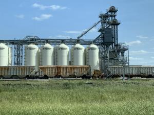 MCTS rail loading facility