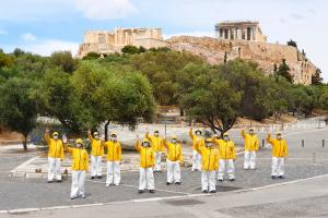 Scientology Volunteer Ministers of Athens, Greece